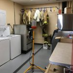 Decontamination Room