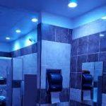 Bathroom Bacteria and Mold killing light