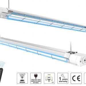 Linear UVC Light