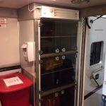 Patient Compartment Sanitation