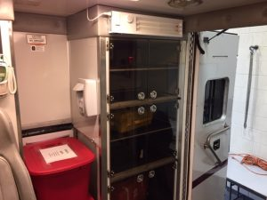 Patient Compartment Sanitation