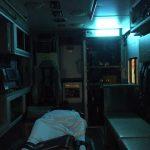 UVC Light In Ambulance