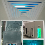 HVAC Induction Sanitation